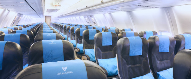 Loisirs Class Air Austral Welcome Aboard Economy Class