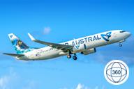 Promo vol reunion air austral