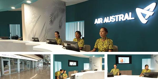 nous contacter air austral agences call center air austral. Black Bedroom Furniture Sets. Home Design Ideas