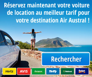 location de voiture air austral r servez votre voiture au meilleur prix la r union. Black Bedroom Furniture Sets. Home Design Ideas