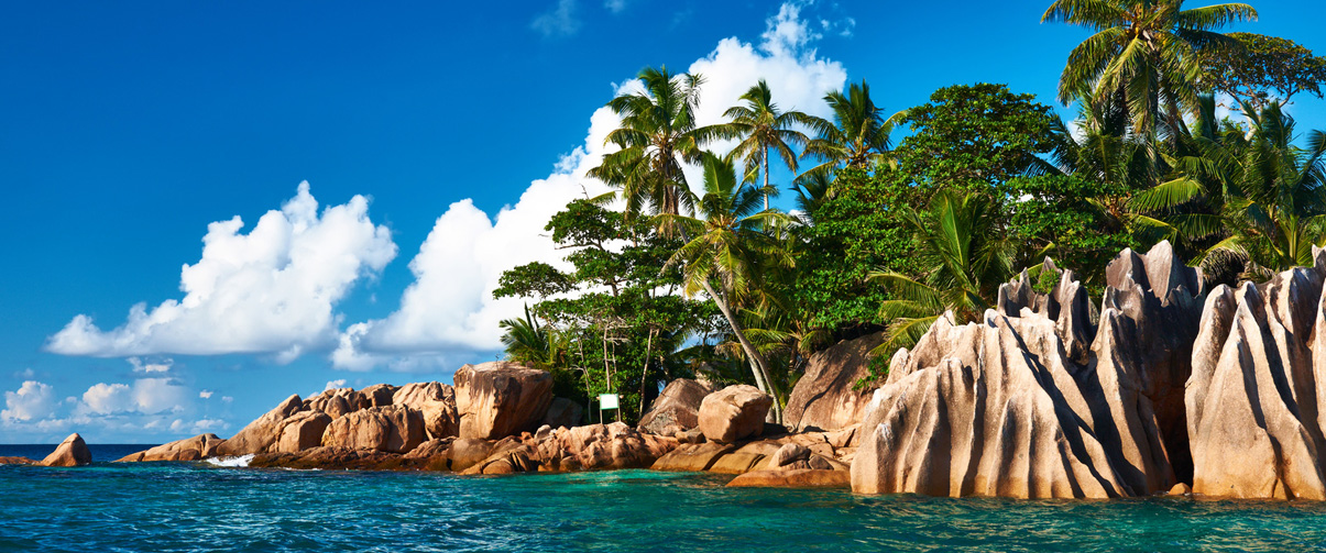 Special offer to Seychelles from Reunion Island 304€*