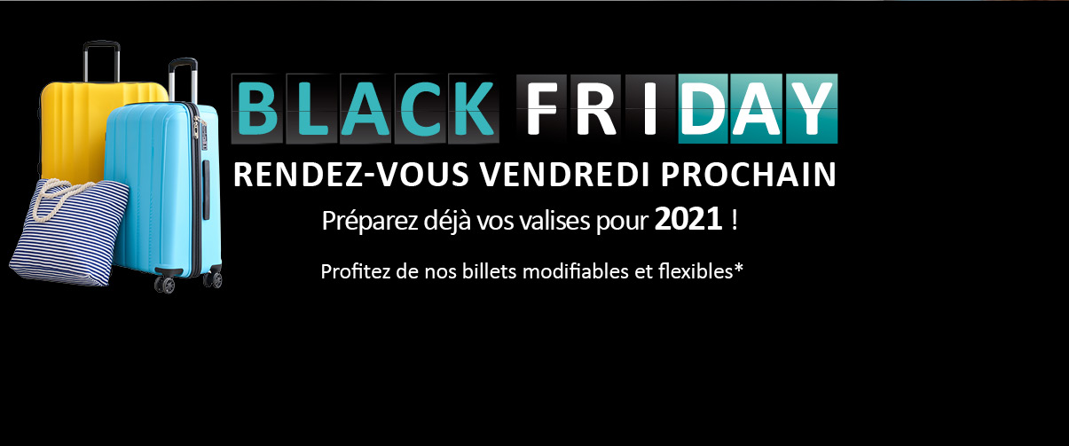 Black Friday Air Austral