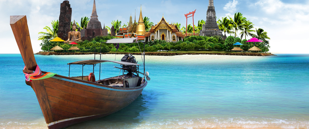 Special offer from Saint-Denis to Bangkok from 553€* Promo
