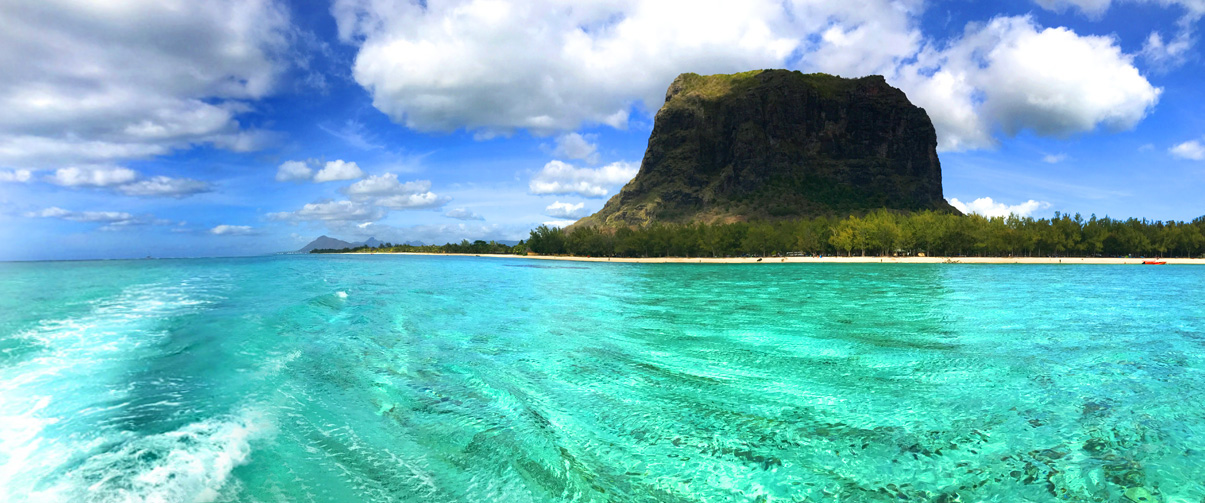 Special offer to Mauritius from Reunion Island 147€*