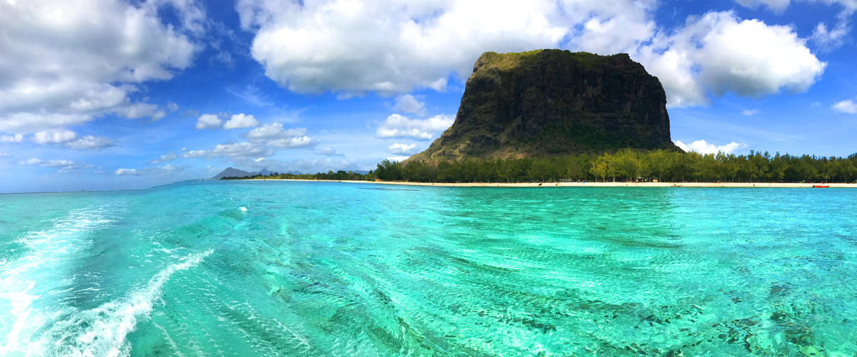 Special offer to Mauritius from Reunion Island 198€*