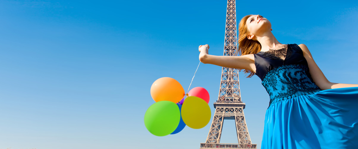 Special offer to Paris 668€*