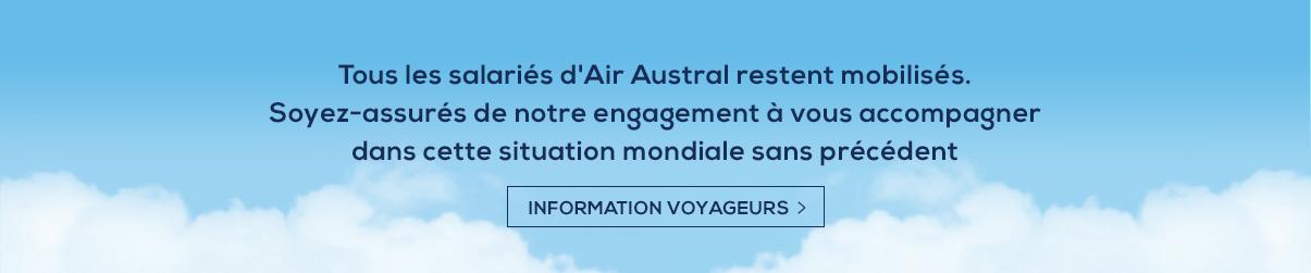 Actualites Air Austral Tout Savoir Sur La Compagnie Air Austral