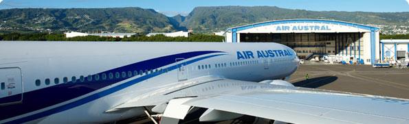 R 233 Server Votre Vol Air Austral Air Austral Effectuer